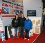 Výstava Střechy Praha 2013