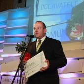 Galavečer soutěže TOP Filantrop 2012