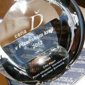 Cena Ď 2012 - Plzeňský kraj