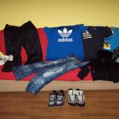 S nákupem v Plzni Tomášovi pomohl jeho strejda z DD.