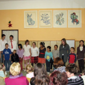 Vánoční setkání přátel DD Nepomuk - 2011.