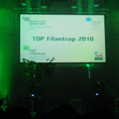 Top Filantrop 2010, kaple Sacre Coeur
