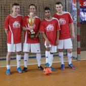 Zleva: Daniel, Jára, Tomáš a Patrik