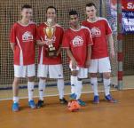 PRVNÍ CHODSKÁ FOTBAL CUP 2016