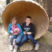 Děti z Dětského domova Nepomuk v ZOO Plzeň
