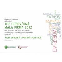 Top odpovědná firma 2012