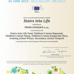 European CSR Awards 2013